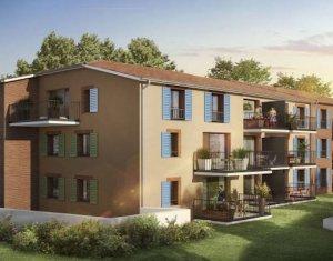 Achat / Vente immobilier neuf Castanet-Tolosan proche commodités et transports (31320) - Réf. 3695