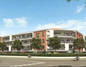 Achat / Vente immobilier neuf Castanet-Tolosan proche Parc des Fontannelles (31320) - Réf. 5209