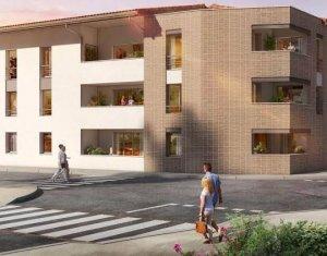 Achat / Vente immobilier neuf Centre ville de Beauzelle (31700) - Réf. 6274