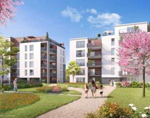 Achat / Vente immobilier neuf Colomiers quartier des Fenassiers (31770) - Réf. 3255