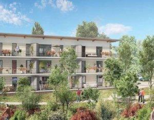 Achat / Vente immobilier neuf Cornebarrieu quartier de la ZAC Monges-Croix du Sud (31700) - Réf. 3169