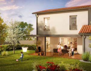 Achat / Vente immobilier neuf Cugnaux proche base de sports et de loisirs de la Ramée (31270) - Réf. 3611