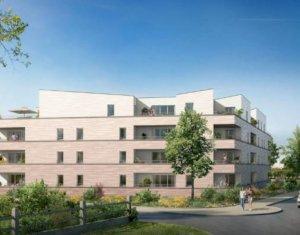 Achat / Vente immobilier neuf Cugnaux proche centre-ville (31270) - Réf. 3128
