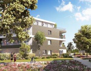 Achat / Vente immobilier neuf Cugnaux proche écoles (31270) - Réf. 5409