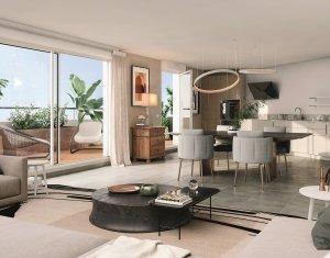 Achat / Vente immobilier neuf Cugnaux proche quartier Saint-Simon (31270) - Réf. 6160