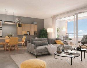 Achat / Vente immobilier neuf Eaunes au coeur du centre-ville (31600) - Réf. 5257