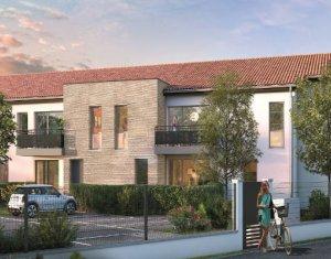 Achat / Vente immobilier neuf Frouzins à deux pas des commodités et écoles (31270) - Réf. 4150