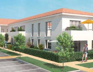 Achat / Vente immobilier neuf Frouzins centre-ville (31270) - Réf. 3599