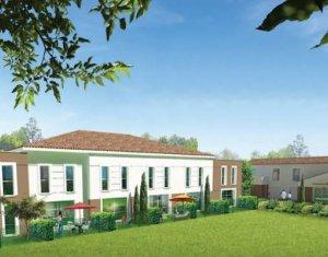 Achat / Vente immobilier neuf Léguevin à deux pas du centre-ville (31490) - Réf. 4652