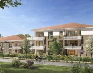 Achat / Vente immobilier neuf Lespinasse secteur calme proche commodités (31150) - Réf. 4686