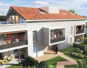 Achat / Vente immobilier neuf L'Union proche centre commercial (31240) - Réf. 5619