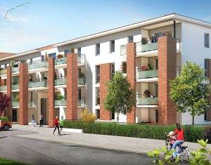 Achat / Vente immobilier neuf Mondonville coeur de ville (31700) - Réf. 3108