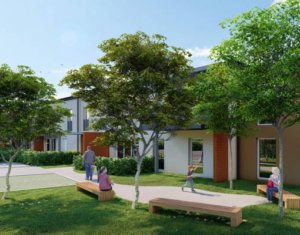 Achat / Vente immobilier neuf Mondonville proche des bassins d'emploi (31700) - Réf. 5923