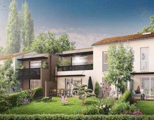 Achat / Vente immobilier neuf Montrabé à 10 minutes de la gare (31850) - Réf. 4122