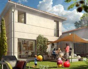Achat / Vente immobilier neuf Pibrac proche Toulouse (31820) - Réf. 161