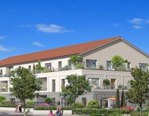 Achat / Vente immobilier neuf Quint-Fonsegrives proche centre-ville (31130) - Réf. 5259