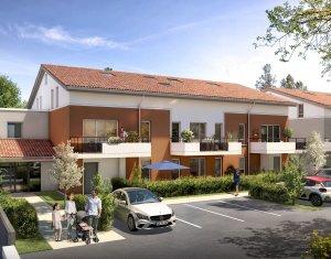 Achat / Vente immobilier neuf Roques au sud-Ouest de Toulouse (31120) - Réf. 3434