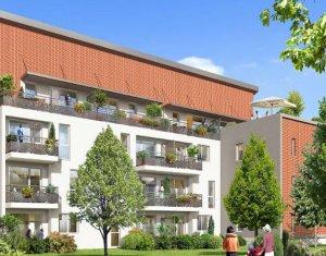 Achat / Vente immobilier neuf Saint-Jean proche Toulouse (31240) - Réf. 3256