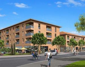 Achat / Vente immobilier neuf Saint-Jory proche de Toulouse (31790) - Réf. 3317