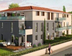 Achat / Vente immobilier neuf Saint-Orens-de-Gameville à 8 minutes de la gare (31650) - Réf. 3804