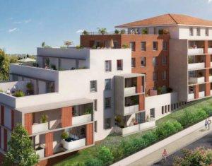 Achat / Vente immobilier neuf Saint-Orens-de-Gameville proche transports (31650) - Réf. 3534