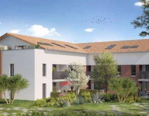 Achat / Vente immobilier neuf Saint-Orens-de-Gameville quartier de la Marqueille (31650) - Réf. 3707