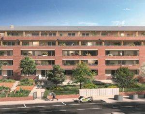 Achat / Vente immobilier neuf Toulouse à 300 m du métro Trois Cocus (31000) - Réf. 5961