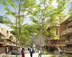 Achat / Vente immobilier neuf Toulouse au coeur de l'écoquartier Guillaumet (31000) - Réf. 4299