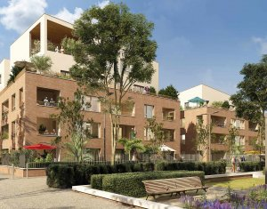 Achat / Vente immobilier neuf Toulouse au cœur du quartier Guillaumet (31000) - Réf. 5963