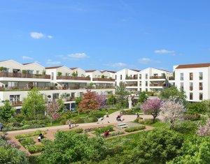 Achat / Vente immobilier neuf Toulouse en face à la place Centrale (31150) - Réf. 3360