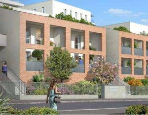 Achat / Vente immobilier neuf Toulouse face à la Garonne (31000) - Réf. 4918