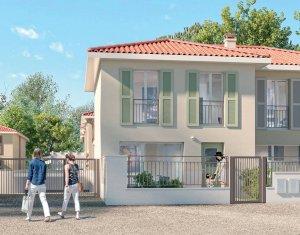 Achat / Vente immobilier neuf Toulouse Nord proche métro B (31000) - Réf. 6156