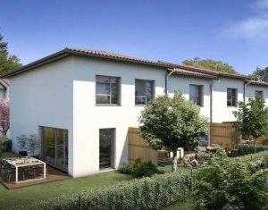 Achat / Vente immobilier neuf Toulouse proche commerces et transports (31000) - Réf. 4473
