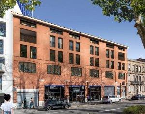 Achat / Vente immobilier neuf Toulouse proche du Canal du Midi (31000) - Réf. 6300