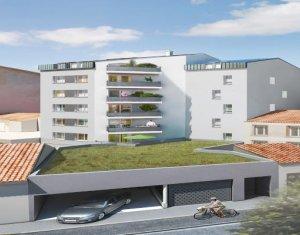 Achat / Vente immobilier neuf Toulouse proche métro B  (31000) - Réf. 3648