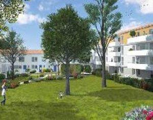 Achat / Vente immobilier neuf Toulouse proche parc de la Maourine (31000) - Réf. 3546