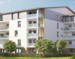 Achat / Vente immobilier neuf Toulouse quartier des Minimes (31000) - Réf. 3638