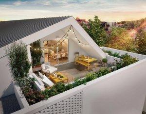 Achat / Vente immobilier neuf Toulouse quartier des Ponts Jumeaux (31000) - Réf. 6161