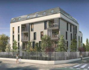 Achat / Vente immobilier neuf Toulouse quartier Rangueil (31000) - Réf. 3668
