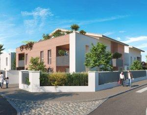Achat / Vente immobilier neuf Toulouse secteur Parc de la Maourine (31000) - Réf. 6271