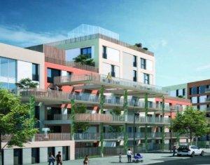 Achat / Vente immobilier neuf Toulouse Secteur St-Martin-du-Touch (31000) - Réf. 4666