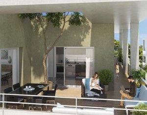 Achat / Vente immobilier neuf Toulouse ZAC Saint-Martin-du-Touch (31000) - Réf. 4129