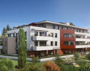 Achat / Vente immobilier neuf Union proche Toulouse (31240) - Réf. 597