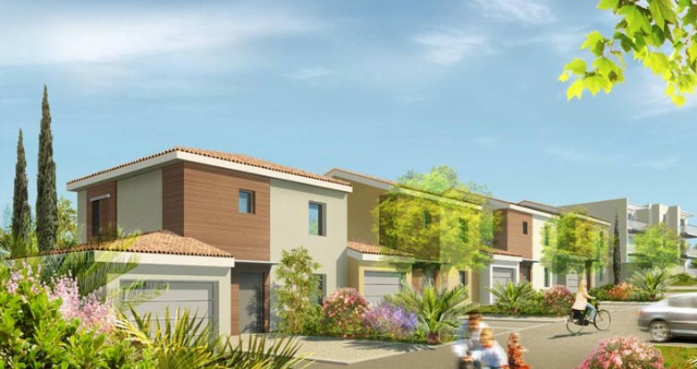 Achat / Vente immobilier neuf Ayguesvives centre (31450) - Réf. 59