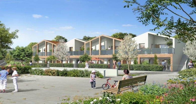 Achat / Vente immobilier neuf Balma à deux pas des écoles et des commodités (31130) - Réf. 4220
