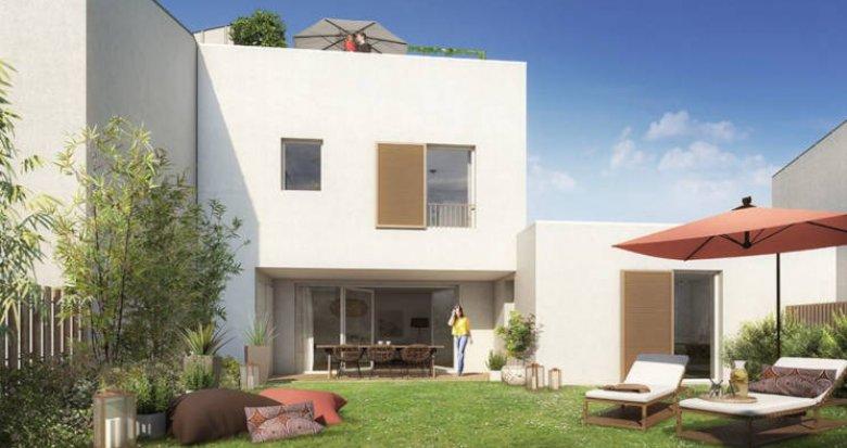 Achat / Vente immobilier neuf Beauzelle écoquartier Andromède (31700) - Réf. 3674