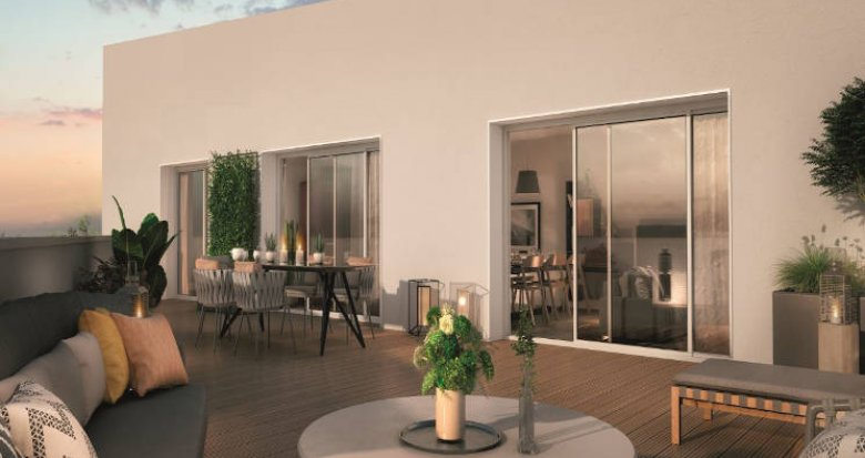 Achat / Vente immobilier neuf Beauzelle quartier Andromède (31700) - Réf. 3708