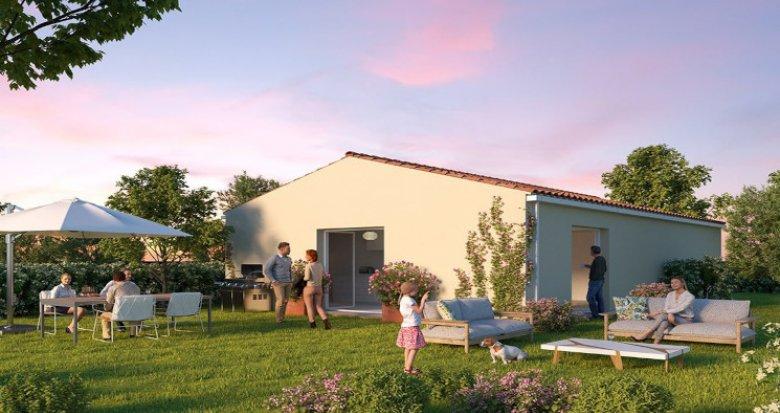 Achat / Vente immobilier neuf Bessières aux portes de Toulouse (31660) - Réf. 5496