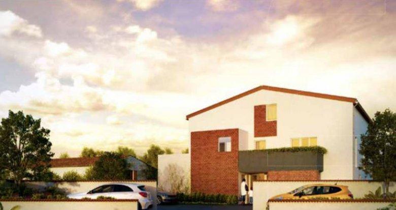 Achat / Vente immobilier neuf Blagnac à 5 min du centre (31700) - Réf. 4679