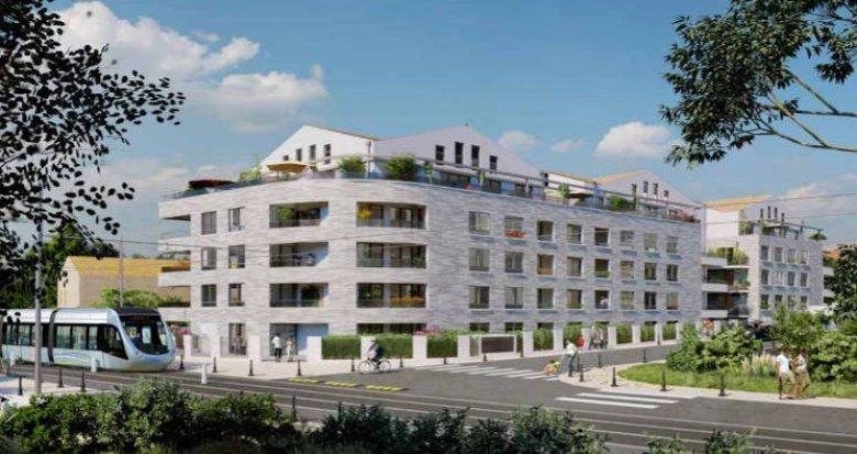Achat / Vente immobilier neuf Blagnac à deux pas du tramway (31700) - Réf. 5146